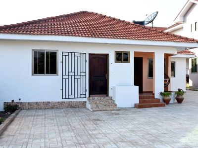 Photo for Accra Oasis☆ 3 bedroom ☆Fast WiFi ☆ East Legon