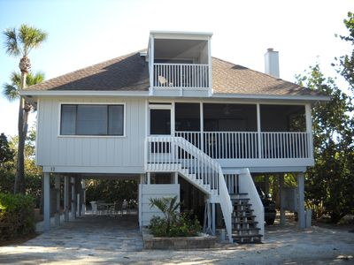 Photo for Boca Grande Shores #12     Beach View  Complete Interior Renovation Done Nov 15