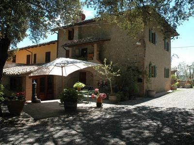 Photo for Rustic house in Chianti