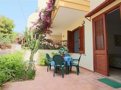Photo for Holiday Villa in Gallipoli Lido Shells with outdoor areas and near the sea and the beach