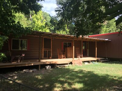 Photo for Rustic Depot In Texas Hill Country