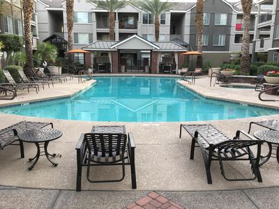 Photo for Spacious 3 Br/2 Ba Resort-style Condo On Camelback Corridor