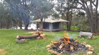 Photo for Glamping on the scenic Blackwood River