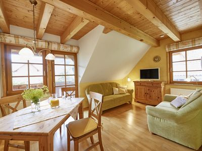 Photo for Apartment with the natural charm of the Black Forest fir and attention to detail