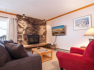 Photo for SM436 by Mountain Resorts ~ Charming Condo with Mountain Views & Hot Tub Onsite!