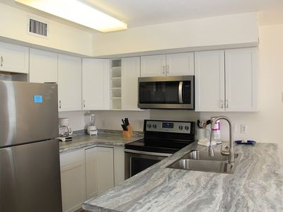 Photo for SEA907, Newly Upgraded, 1 BR 1 BA, Gulf Front, Sugar Sands