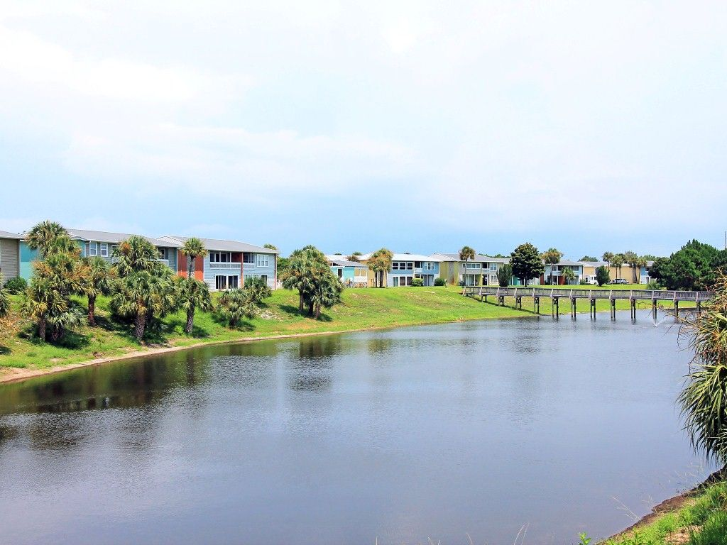 Gulf Terrace 287 Fishable Lake Pools Budget Friendly Heart