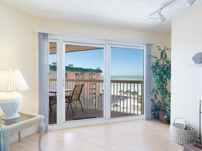 Photo for Free Perks Included!!! Stunning Gulf Front 1 Bedroom Beach Cottages II 505 Condo