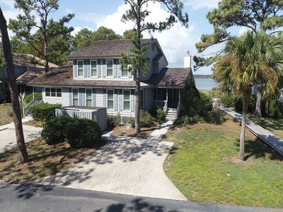Photo for Lands End 11, remodeled 3 bedroom home with beautiful Sound views
