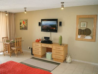 Photo for Spectacular Beach View w/hotel amenities