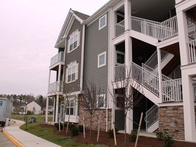 Photo for 3BR Apartment Vacation Rental in Rehoboth Beach, Delaware
