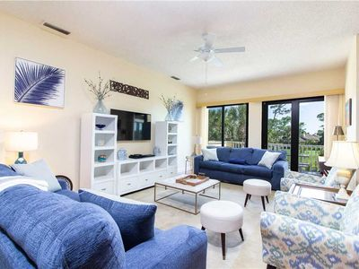 Photo for Tifton Way 62, 3 Bedrooms, Water View, Pool, Pet Friendly, Sleeps 6