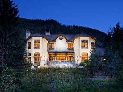Photo for Luxury Eight Bed Room Villa in Vail,