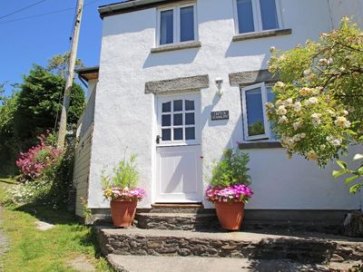 Photo for LITTLE HAMLIN, country holiday cottage in Liskeard, Ref 959380