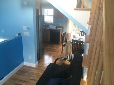 Photo for Cottage close to beach. Sleeps 6. Back deck with grill. Close to amusement parks