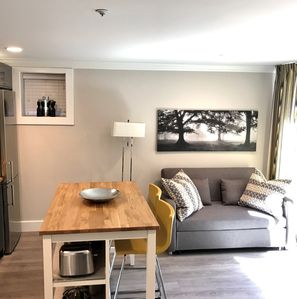 Photo for New Basement Private Suite - Fully Furnished,  1 BEDROOM & Futon