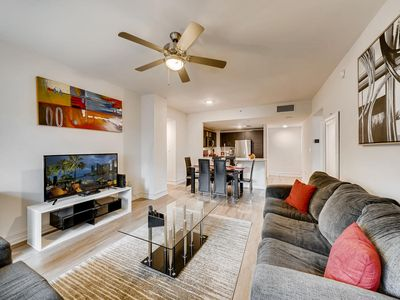 Photo for X1 #1 Miami Location - 2BR/2BATH Superb Highrise at Mary Brickell Village. (10 minutes from South Beach)
