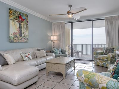 Photo for Beach Front Beauty in Orange Beach! 3 Spacious Bedrooms at Summer House 905A