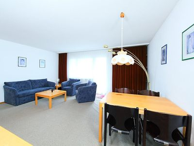 Photo for Apartment in the center of Davos with Internet, Lift, Parking, Balcony (49539)