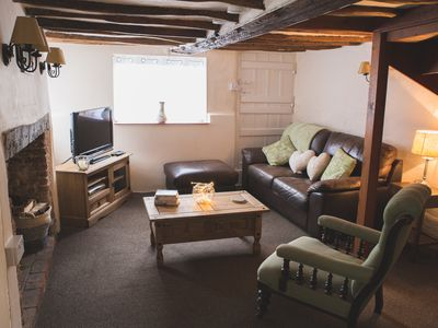 Photo for Pike Cottage - A Beautiful Riverside Setting, Letheringham