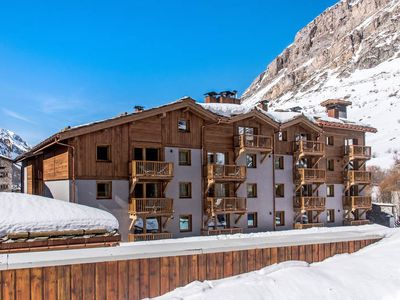 Photo for Apartment Résidence Chalet Skadi  in Val d'Isère, Savoie - 4 persons, 2 bedrooms