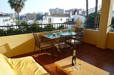 Photo for Benalmadena - Delightful Spacious Airconditioned Apartment