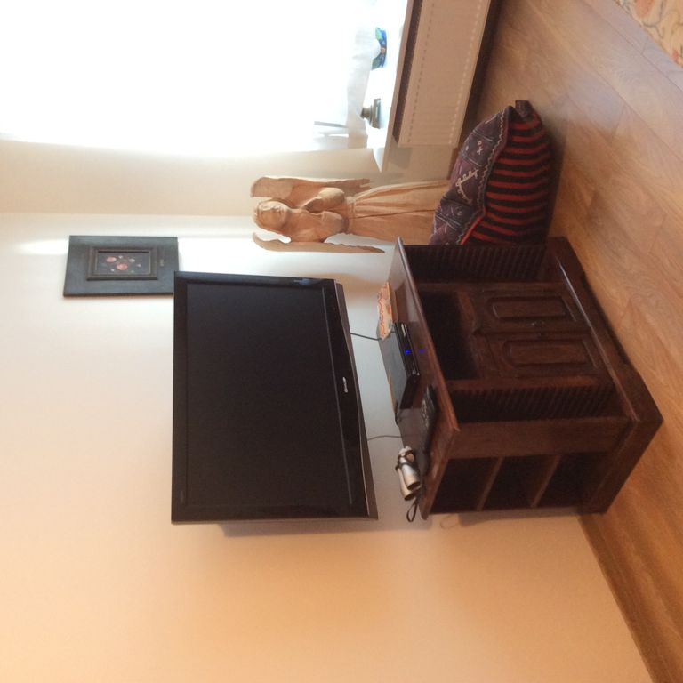 New apartment for two people, small garden, washing machine, wi fi ...