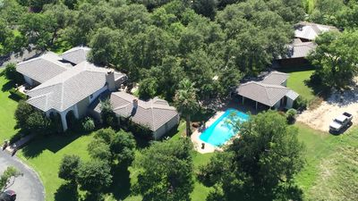 Photo for Huge Luxury Home including 3 Beautiful Cottages only 20 min drive to Concan,TX
