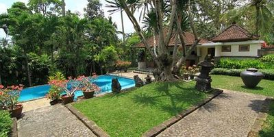Photo for A Quiet Villa for Family in Ubud