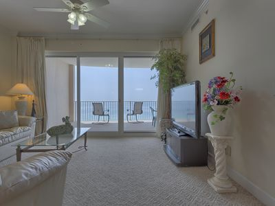 Photo for Regency Isle 805 Orange Beach Gulf Front Vacation Condo Rental - Meyer Vacation Rentals