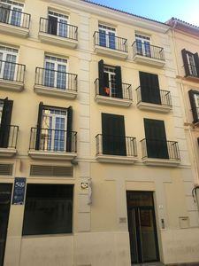 Photo for Apartment / Solarium in the Historic Center of Málaga