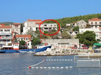 Photo for Apartment in Sumartin (Brač), capacity 6+1