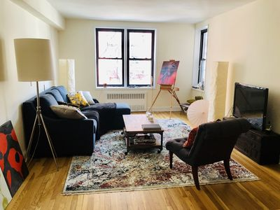 Photo for West village large and stylish 1BR
