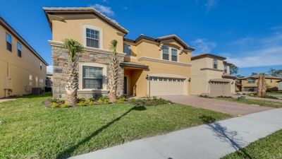 Photo for Enjoy Orlando With Us - Windsor At Westside Resort - Beautiful Relaxing 9 Beds 6 Baths  Pool Villa - 4 Miles To Disney