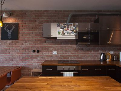 Photo for Bajka 09 - Stylish apartment w/parking and AC
