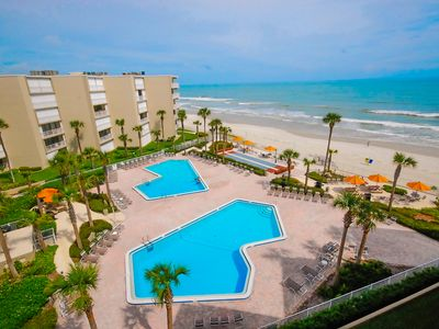 Photo for Luxurious Oceanfront Condo in New Smyrna Beach