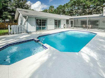Photo for New! Tastefully Decorated Upscale Pool Home in very Convenient Location