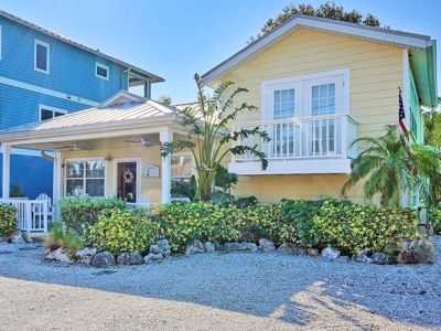 Photo for Sunset Beach / Stunning Key West Style Cottage Across from the Beach