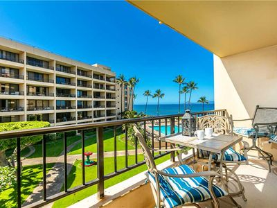 Photo for Ocean View Condo on the third floor of the Sugar Beach Resort #301
