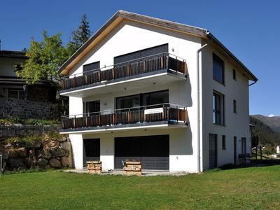 Photo for 2BR Apartment Vacation Rental in Parpan, Grisons