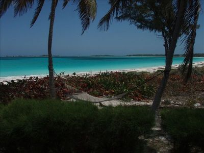 Photo for Beautiful Bahamas Villa Beach Front