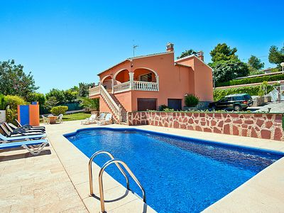 Photo for Vacation home Marceli  in Jávea, Costa Blanca - 10 persons, 5 bedrooms