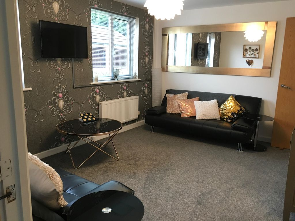 Central Cardiff Apartment