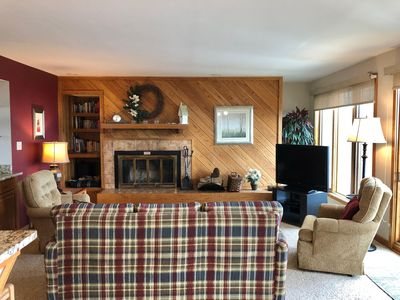 Photo for Wintergreen Resort -2 bdrm/2 bath condo. Amazing views. Member passes included!