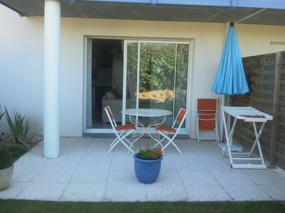Photo for Luxury apartment 51 m2 - garden-LA TRINIDAD SMER-ST PHILIBERT