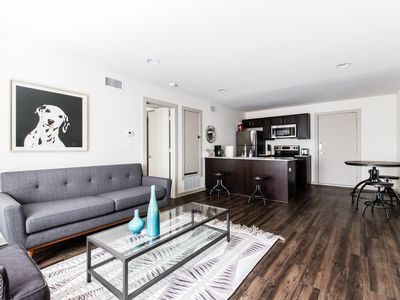 Photo for 208 Reagan · Stylish Apartment Close to all the Hotspots
