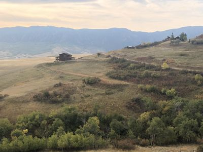 Photo for Upscale Log Home at Base of Bighorn Mtns in Big Horn, WY