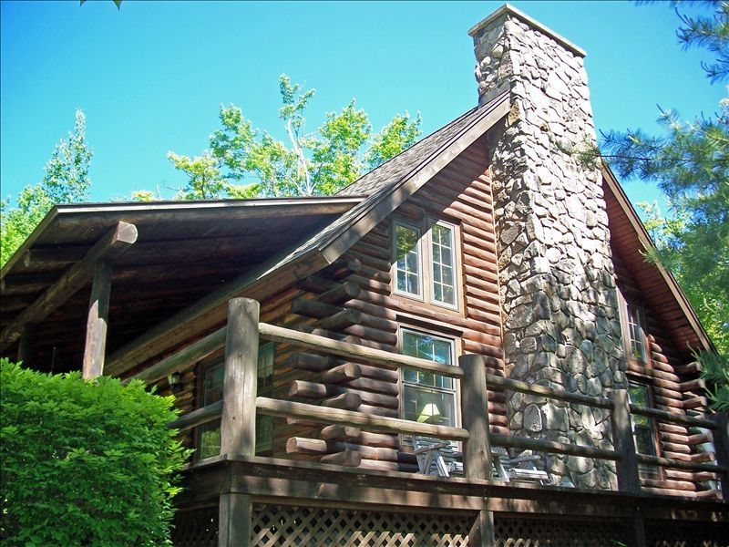 OTIS Waterfront On Big Pond And Benton P VRBO - And architectural cottages on secluded private pond homeaway