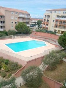 Photo for IN A SECURE FIELD COQUET F3 LAST FLOOR, SWIMMING POOL, CLIM AND PKG.