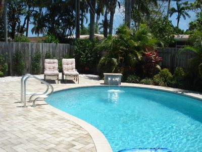 Photo for Charming, cozy home near the ocean, Heated pool, Pet Friendly!!!